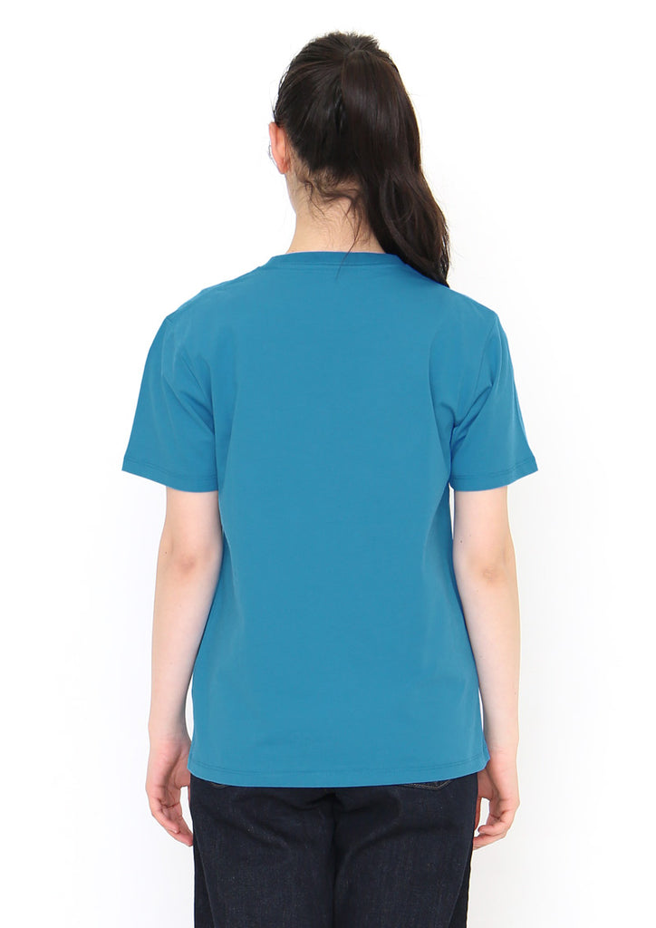 Ocean Short Sleeve Tee B (Penguin Pool)