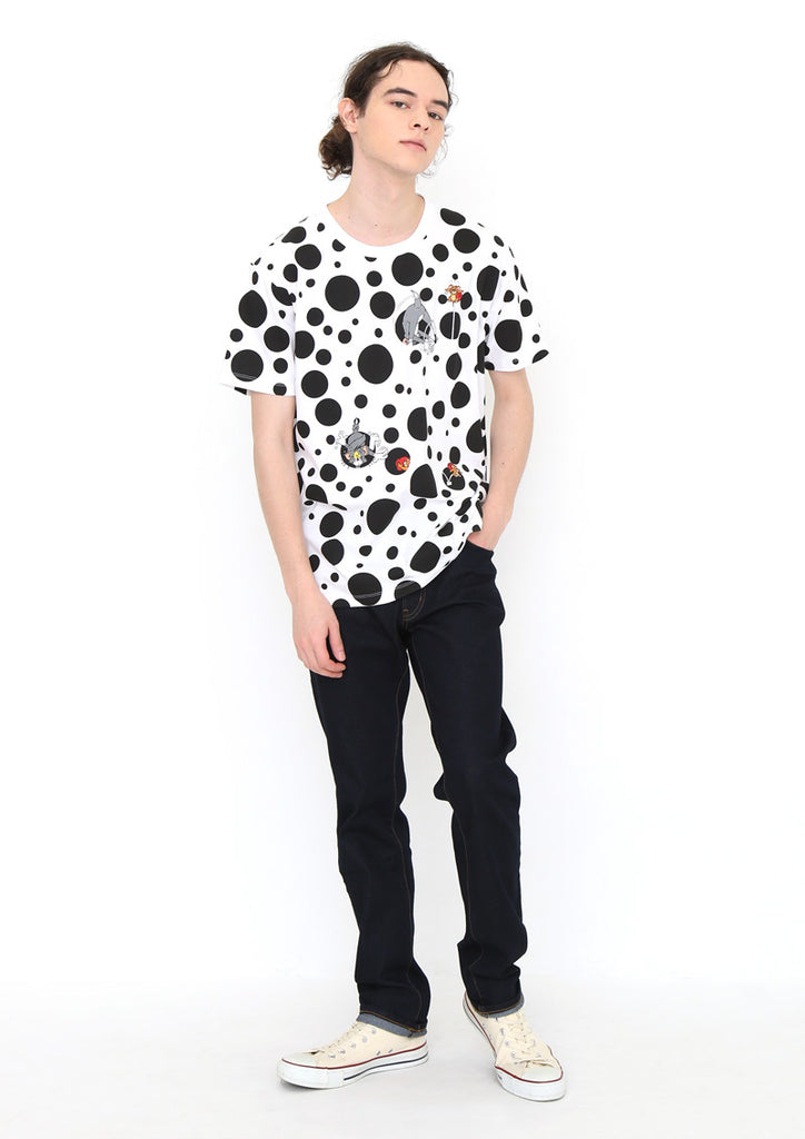 Tom and Jerry Short Sleeve Tee A (Dot Chase)