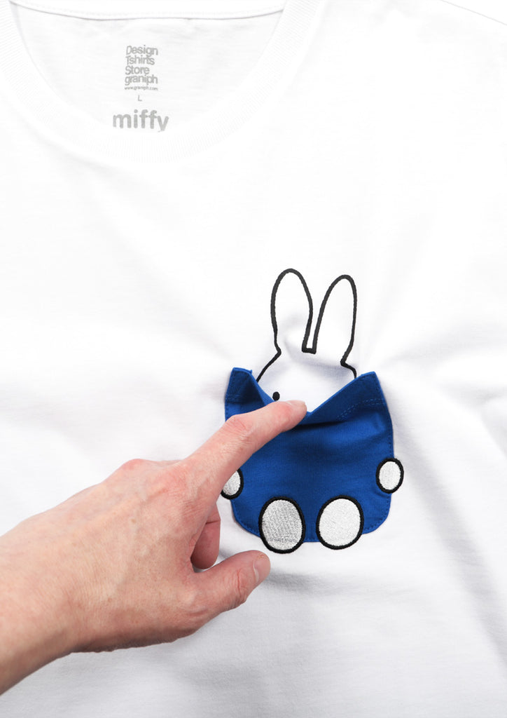 miffy Short Sleeve Tee (miffy_Book and miffy)