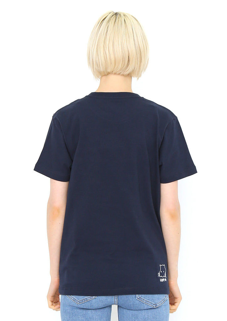 Neko Ha Inu Ha Pocket Short Sleeve Tee (Neko Ha Inu Ha)