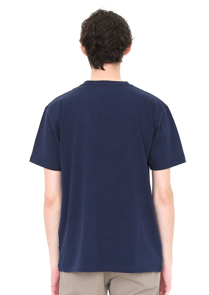 Panel Short Sleeve Tee B (House with Thrill)
