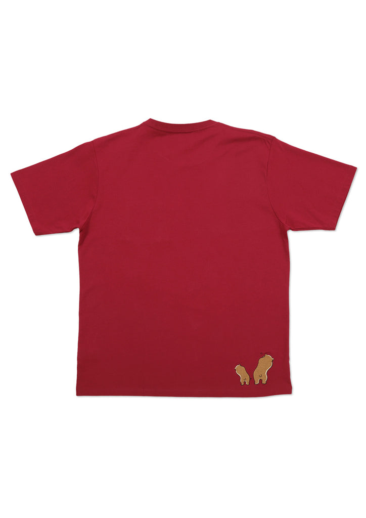 Pocket Short Sleeve Tee (Inai Inai Bear pocket)