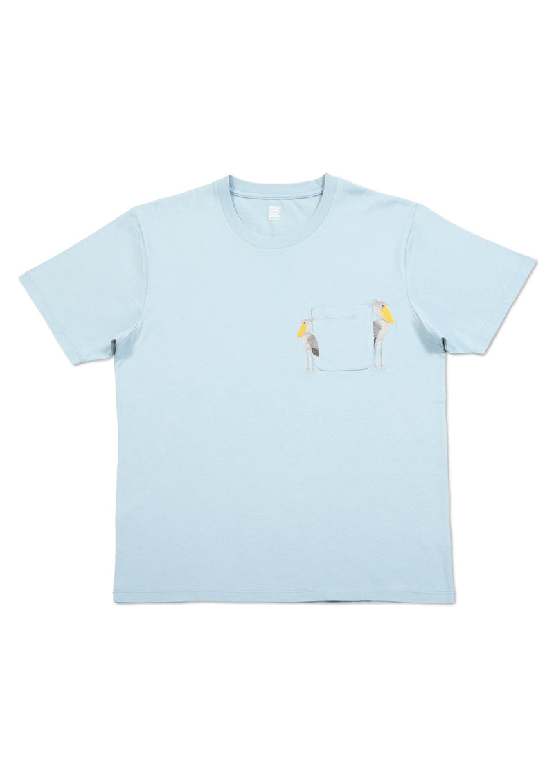 Pocket Short Sleeve Tee (Hashibiroko)
