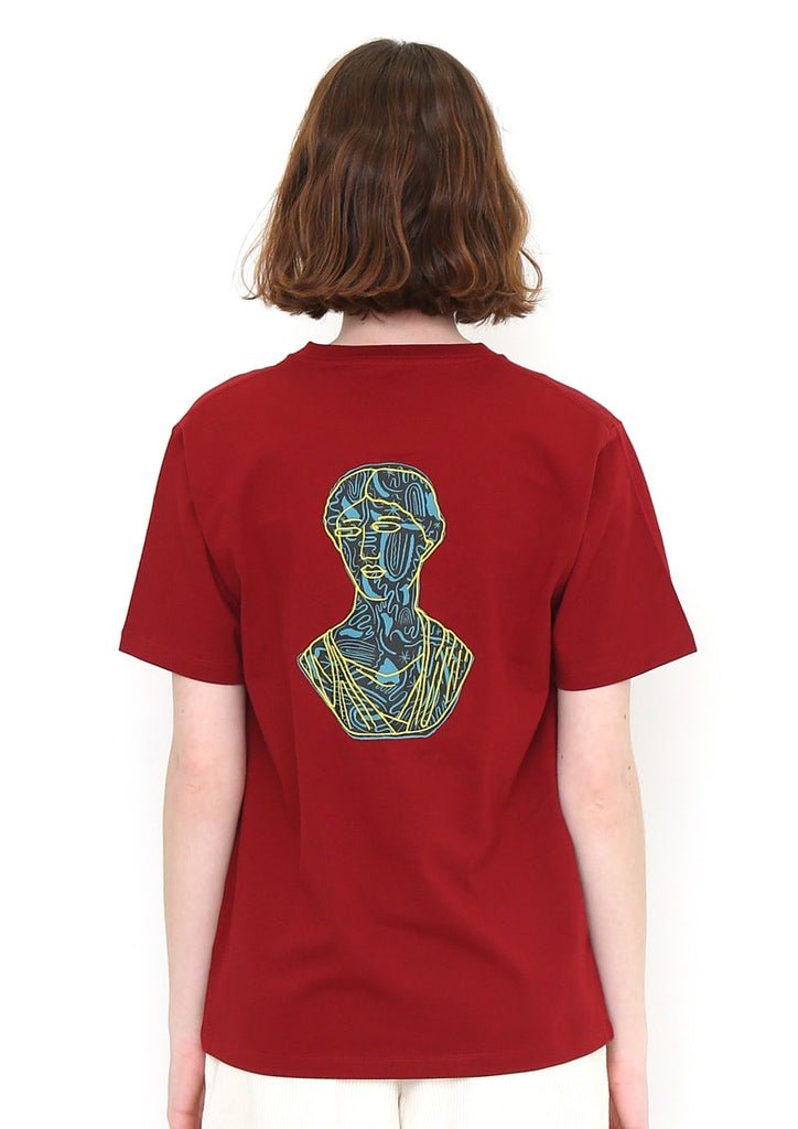 Mike Perry Short Sleeve Tee (Mike Perry_Classical Bust)