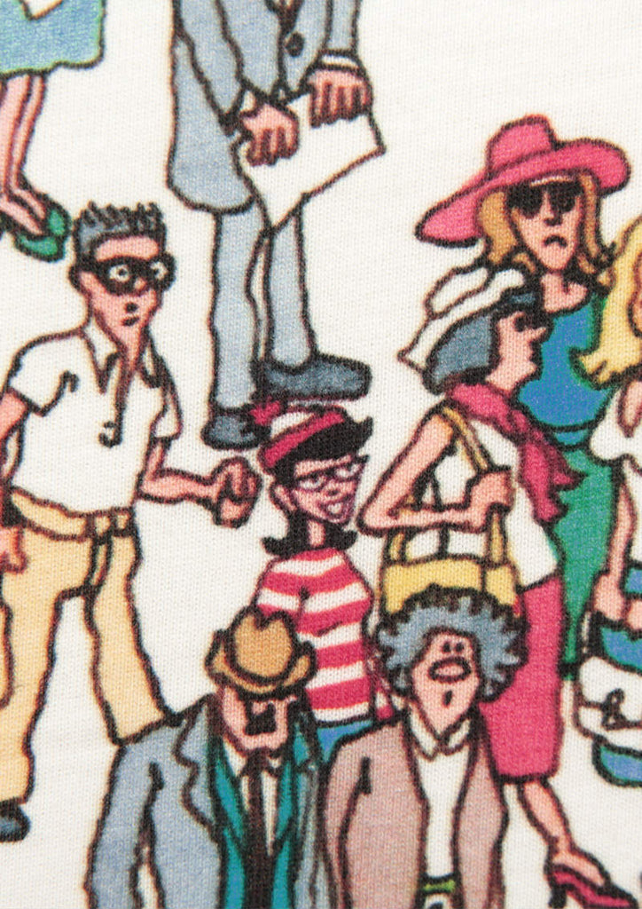 Wheres Wally Short Sleeve Tee (Wheres Wally_Museum)