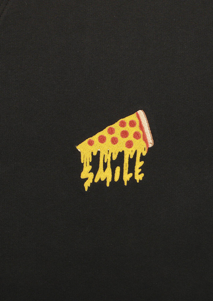 Short Sleeve Sweat (Smile Pizza)