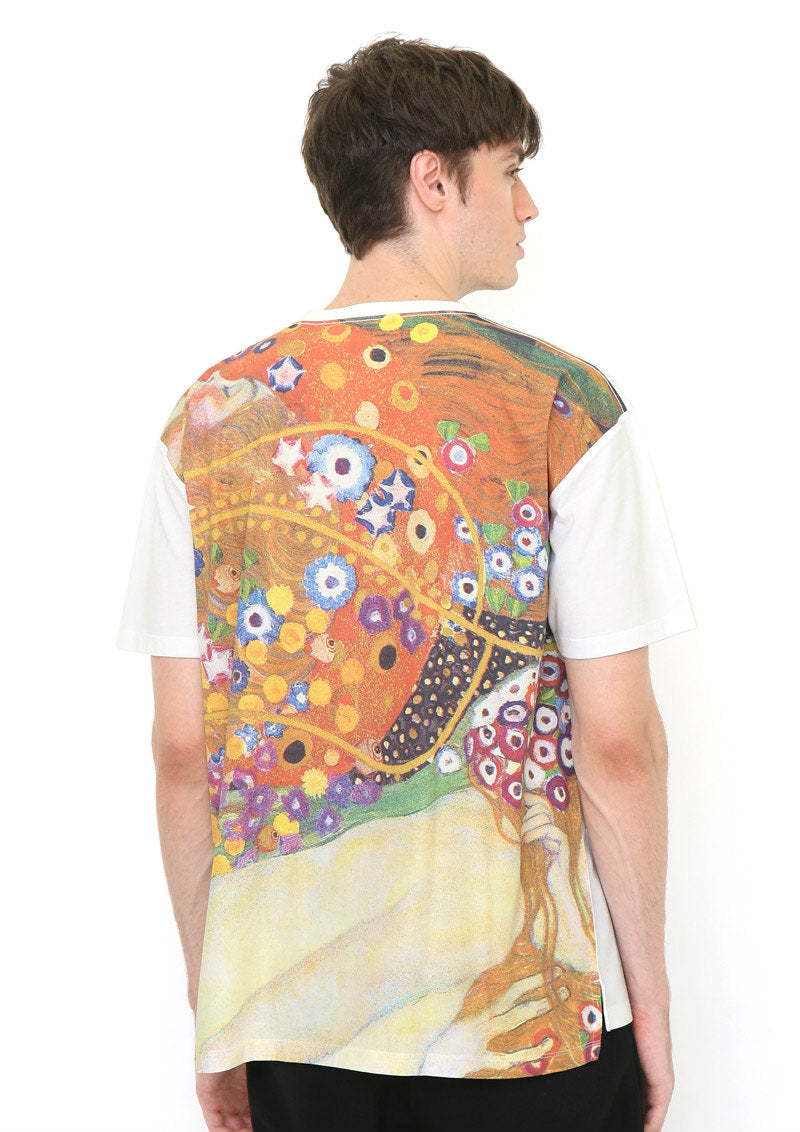 Klimt Short Sleeve Tee (Klimt_Water Serpents 2)