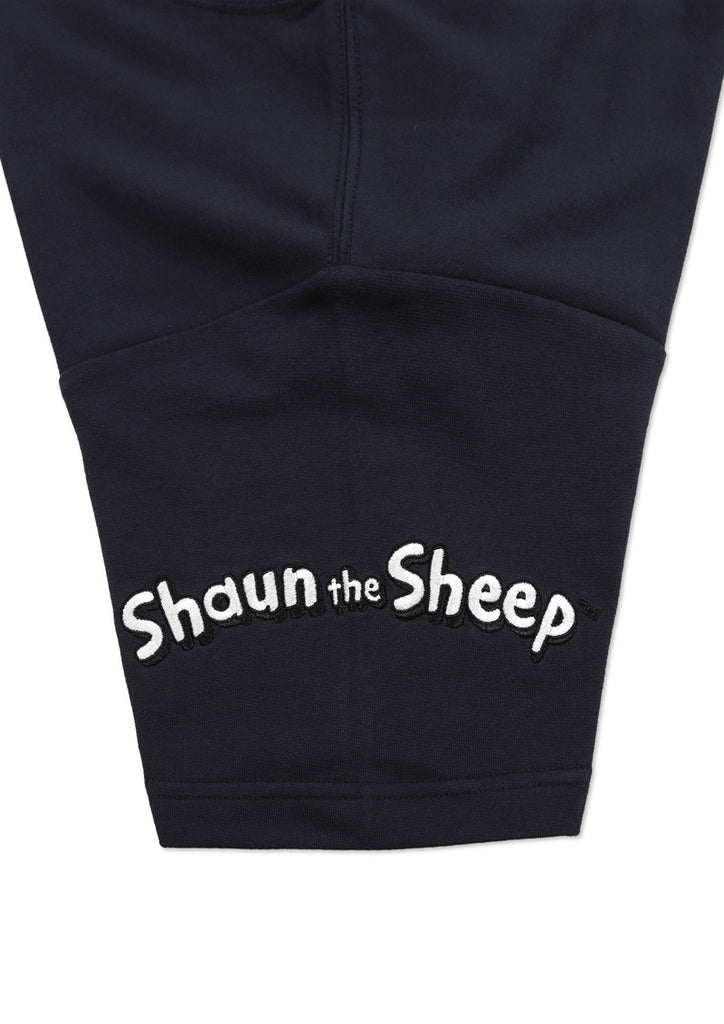Shaun the Sheep Short Sleeve Sweat (Shaun the Sheep_Shaun and Shirley)