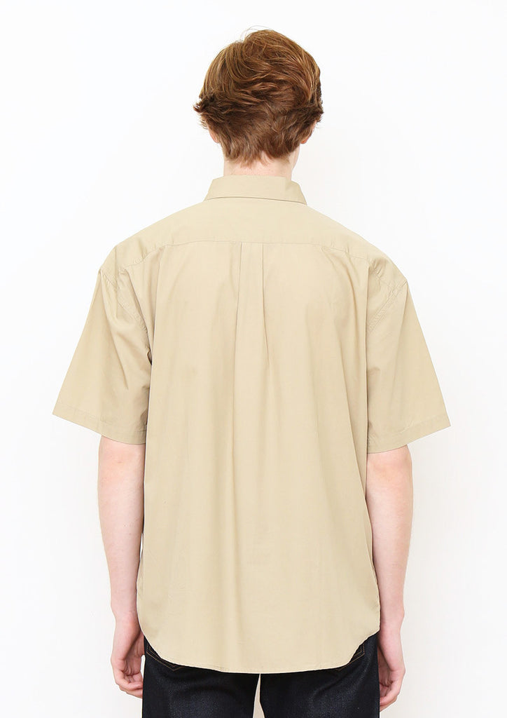 Loose Short Sleeve Shirt (Surf in the Corner)
