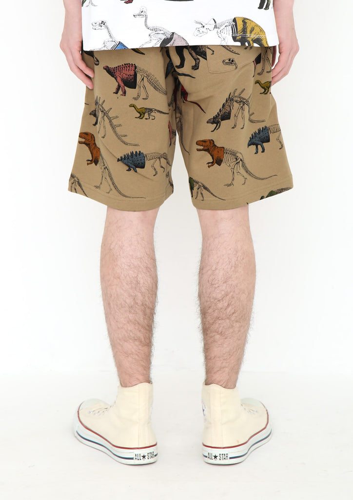 Sweat Short Pants B (Anatomical Model)