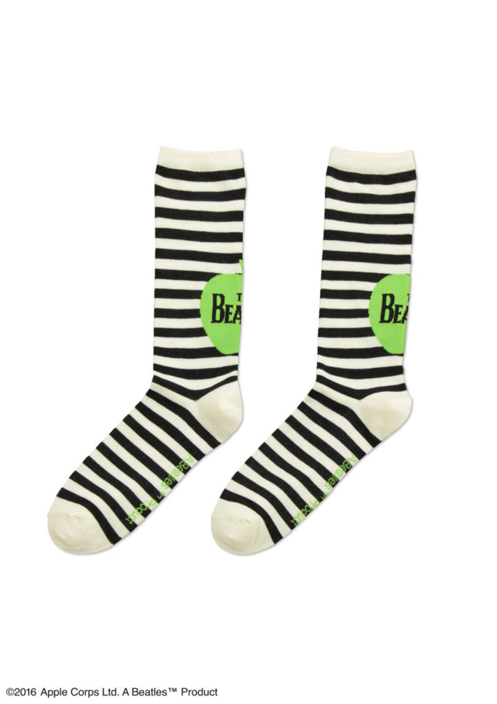 Green Apple Logo (The Beatles Long Socks)