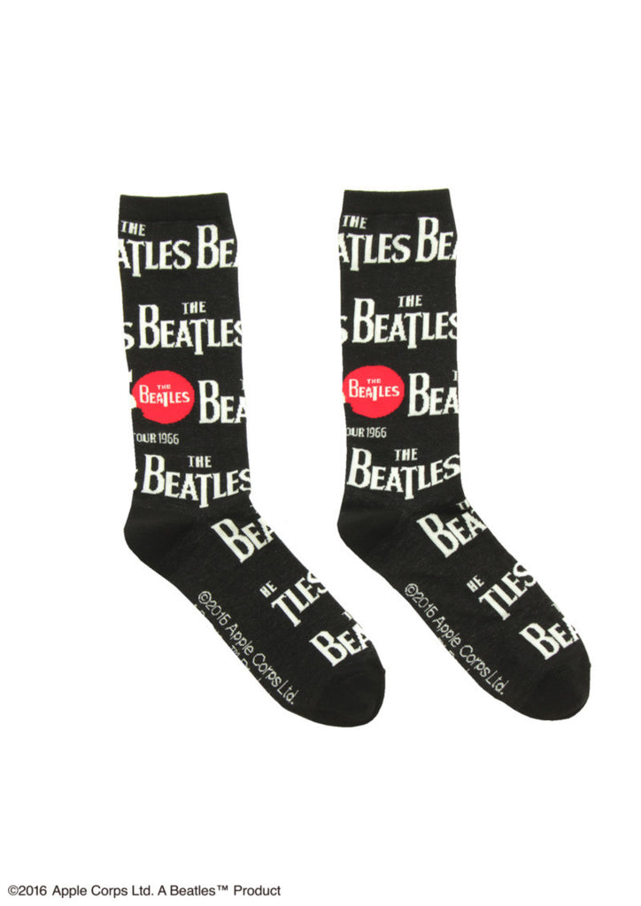 Japan Tour 50th Logo (The Beatles Long Socks)