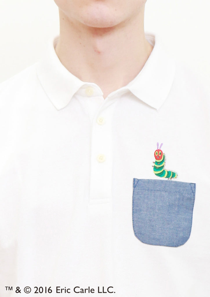 Stand (Eric Carle Short Sleeve Polo Shirt)