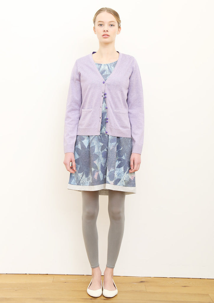 Granadilla (Yuko Omori A Line Short Sleeve One-Piece)
