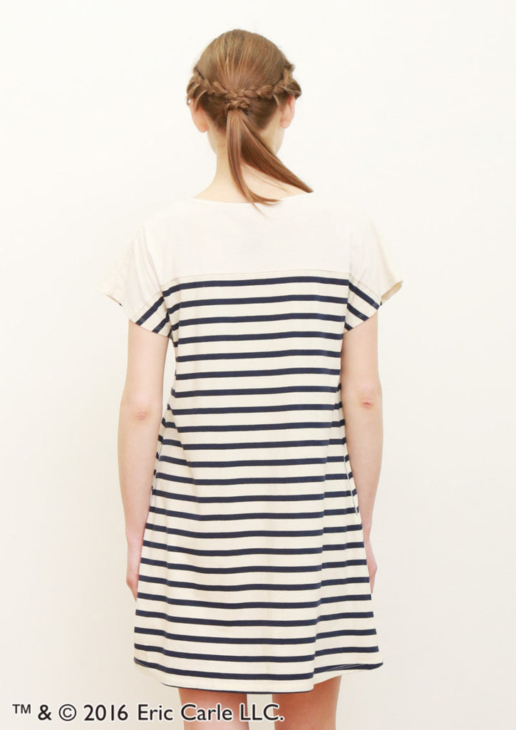Stand (Eric Carle Boat Neck Short Sleeve One-Piece)