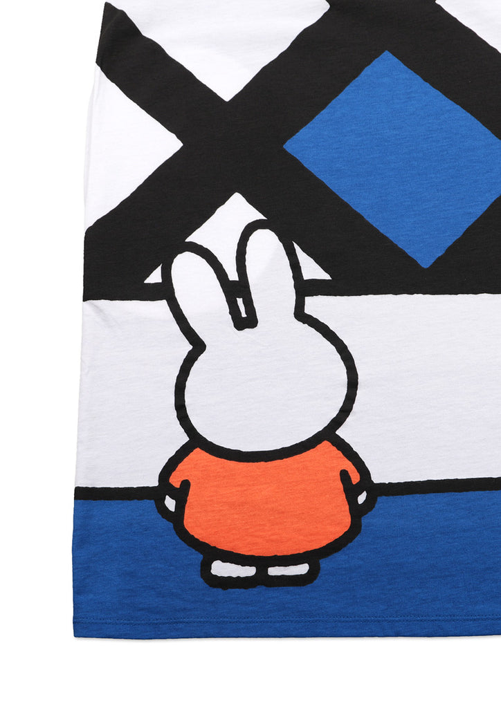 miffy Short Sleeve One-Piece (miffy_miffy Art)