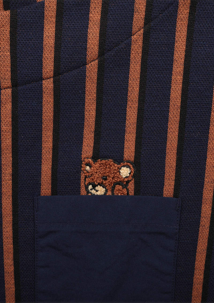 Control Bear Jacquard Top (Control Bear)