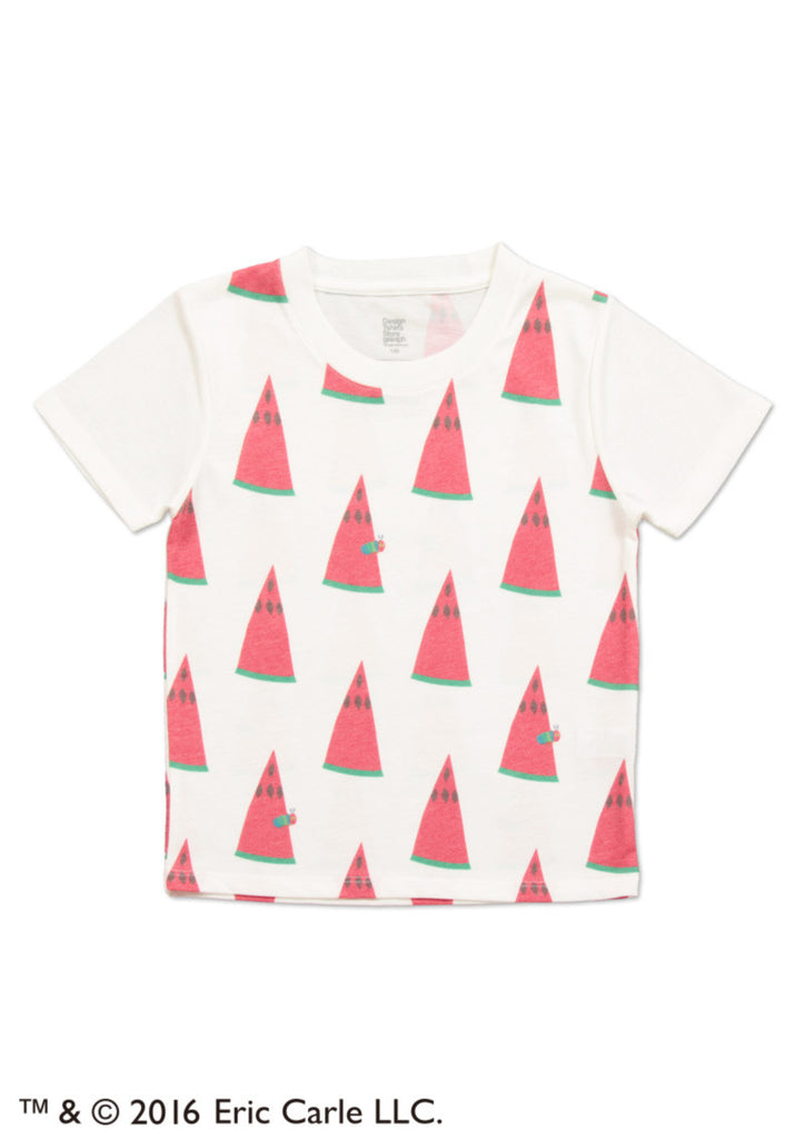 Watermelon (Eric Carle Watermelon Short Sleeve Tee)