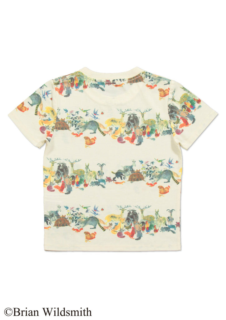 Look (Brian Wildsmith Short Sleeve Tee)