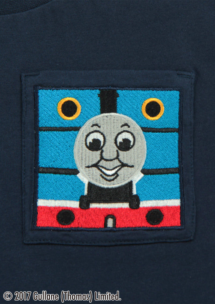 Pocket Thomas (Thomas and Friends Short Sleeve Tee)