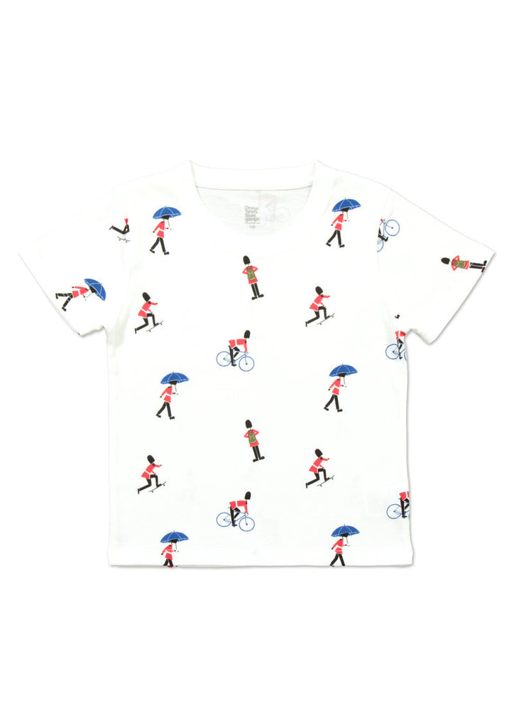 British Short Sleeve Tee (The Guardsmen Holiday)