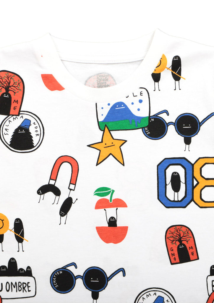 Playful Short Sleeve Tee (BS Patch)