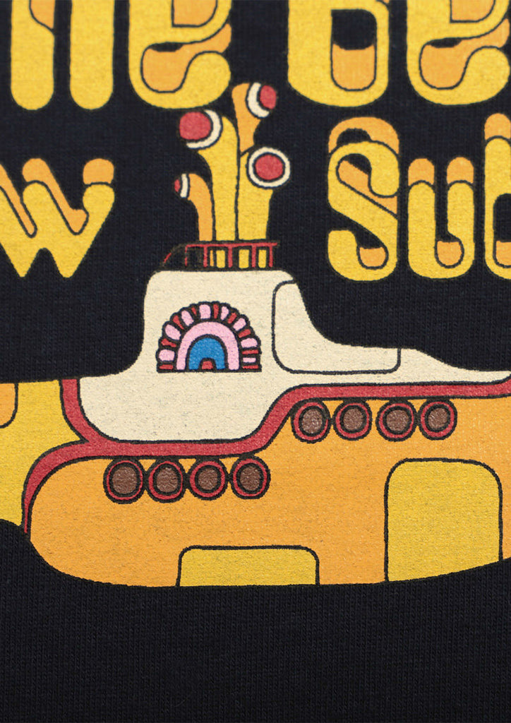 The Beatles_Yellow Submarine Logo