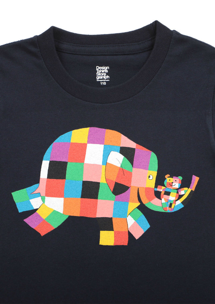 ELMER THE PATCHWORK ELEPHANT_Elmer and Wilbur
