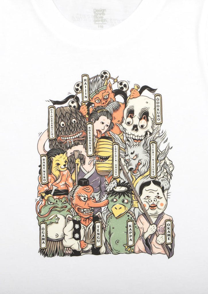 Art Gallery of NSW x Kentaro Yoshida_Yokai 02