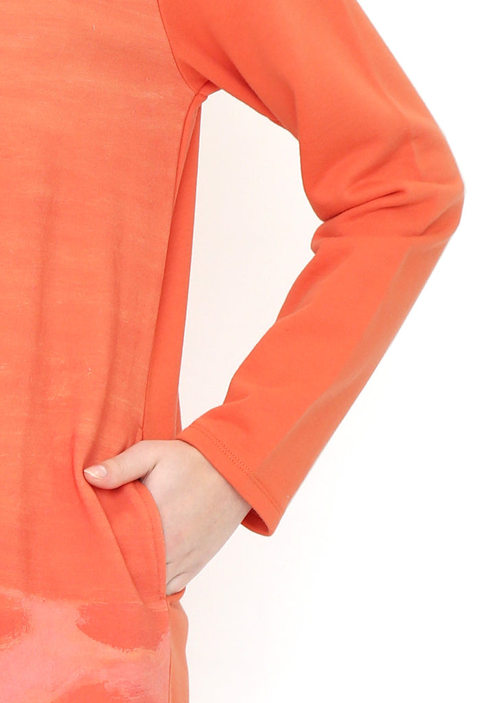 Penelope Long Sleeve Sweat One-Piece (Penelope_Good Night)