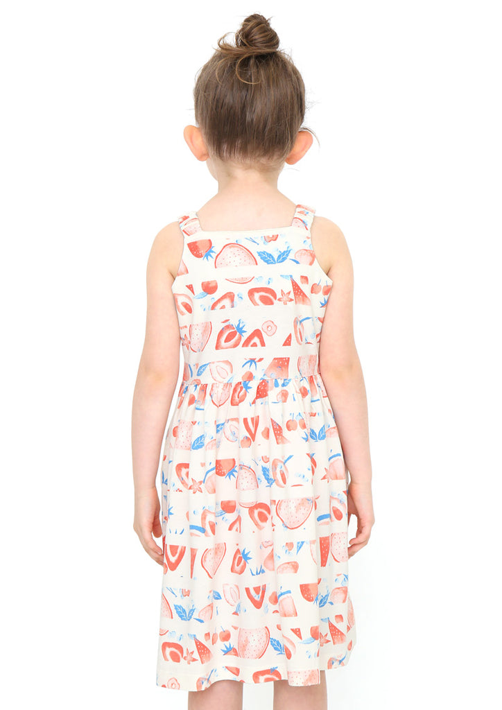 Sweets Sundress (Red Fruits)