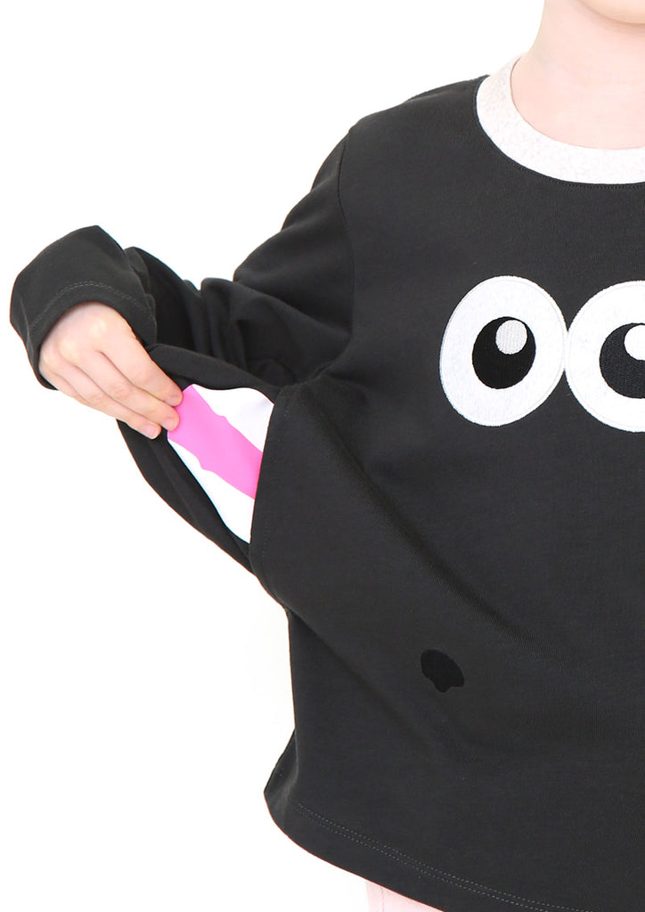 Shaun the Sheep Long Sleeve Tee (Shaun the Sheep_Shaun Head)