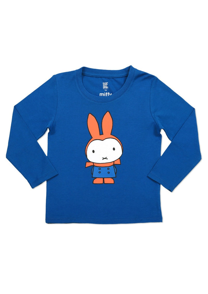 miffy Long Sleeve Tee (miffy_miffy in the Snow)