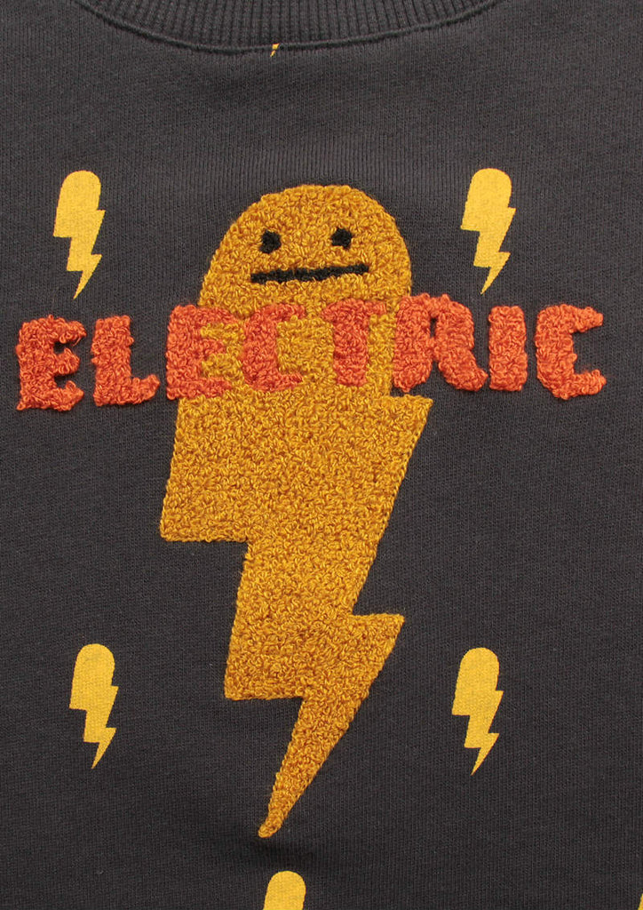 Long Sleeve Sweat (Electric BS)