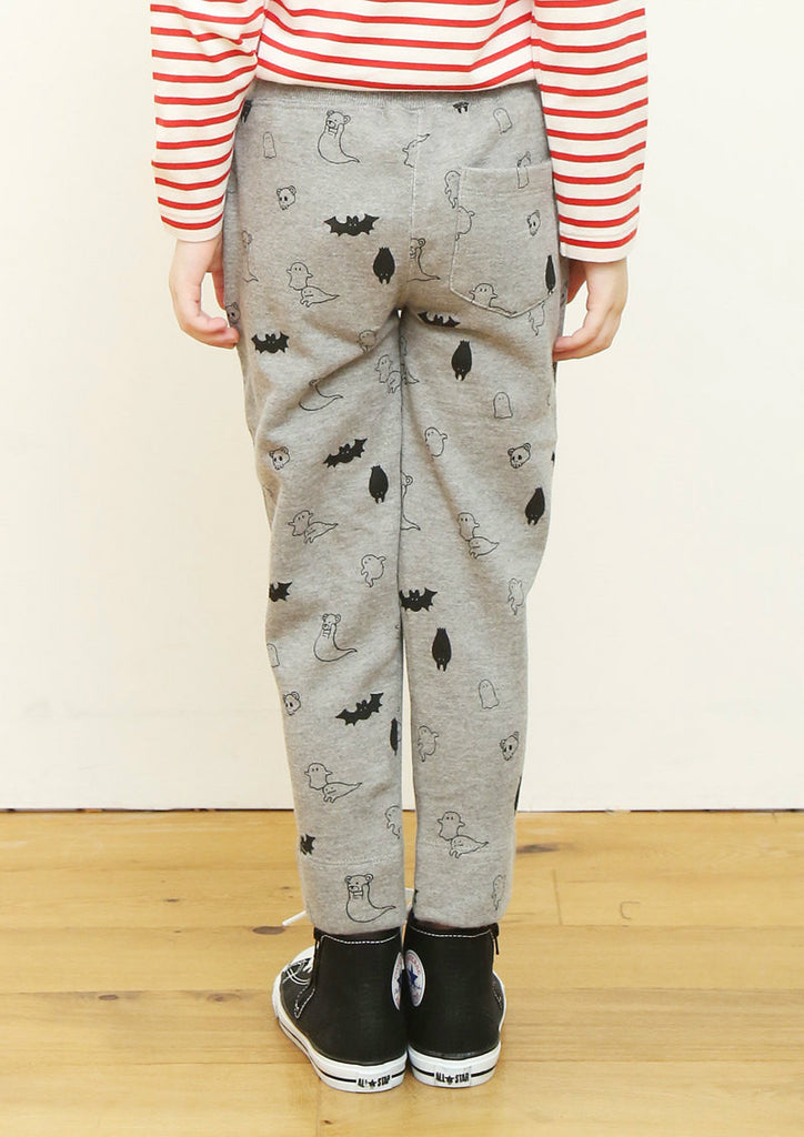 Sweat Long Pants (Control Ghost Pattern)