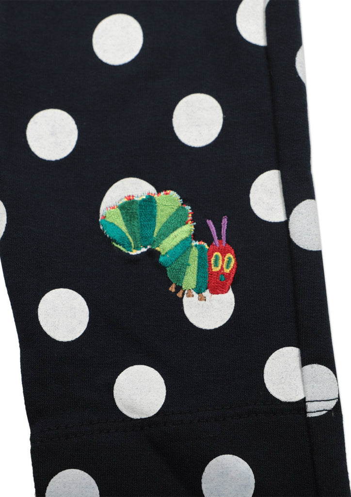 Eric Carle Leggings Pants (Eric Carle_The Very Hungry Caterpillar Dot)