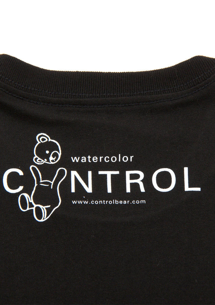 Watercolor Control Bear