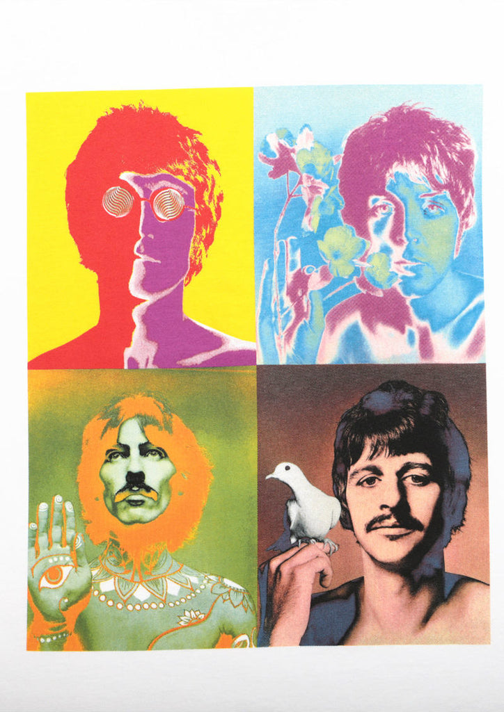 The Beatles_Member Art