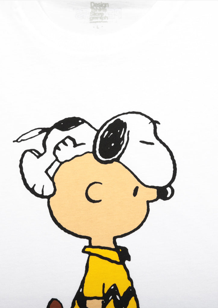 Peanuts_Snoopy and Charlie Brown