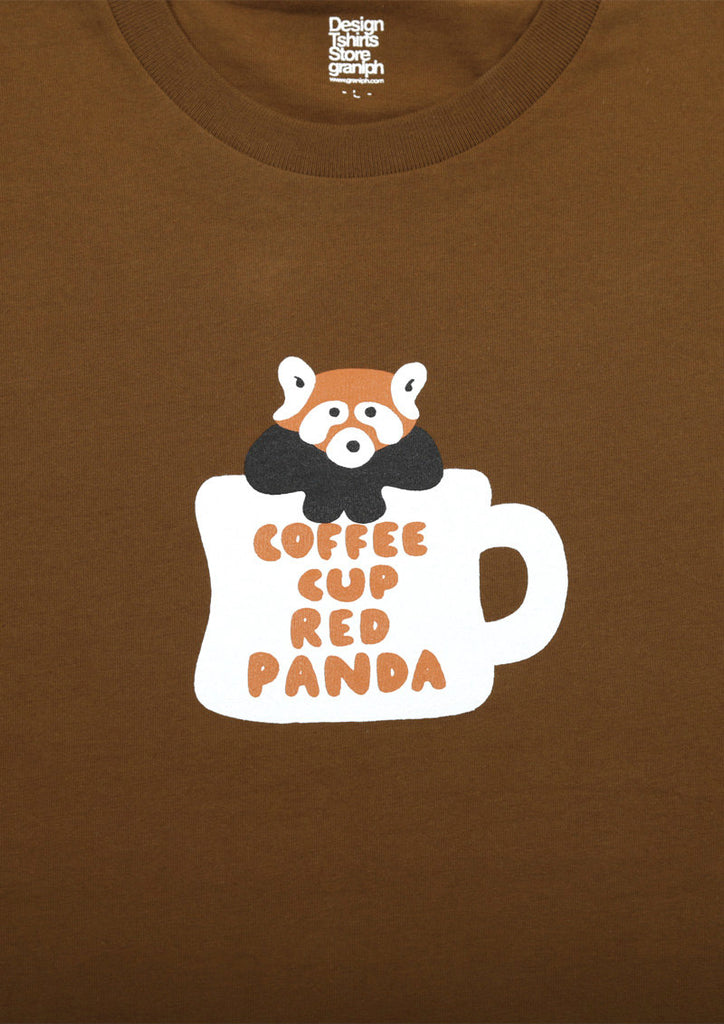 Coffee Cup Red Panda