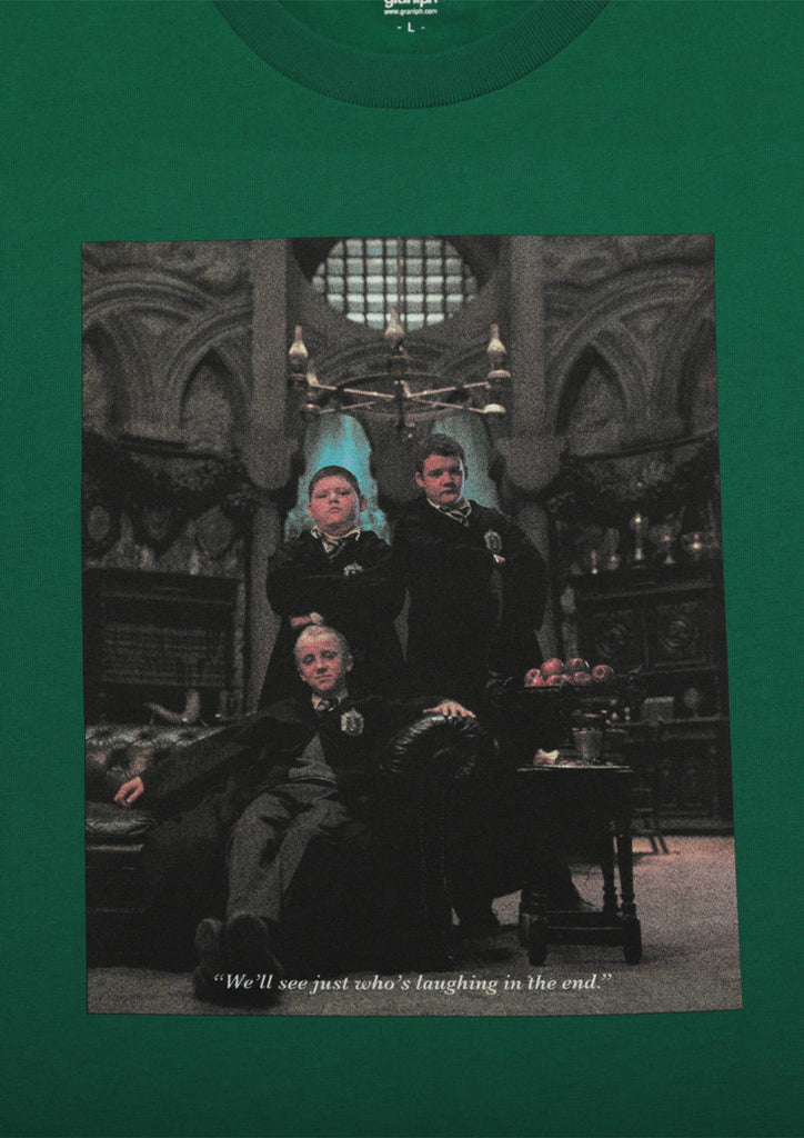 Harry Potter_Malfoy and Crabbe and Goyle