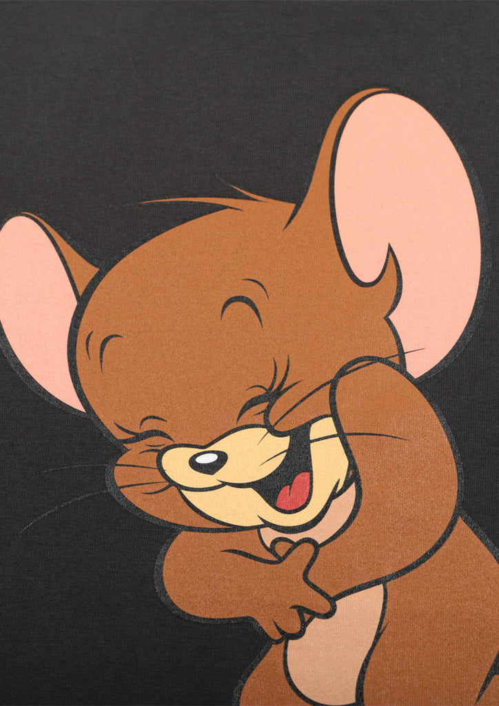 Tom and Jerry_Laughing Jerry