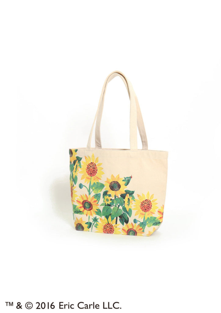 Sunflower (Eric Carle Tote Bag)