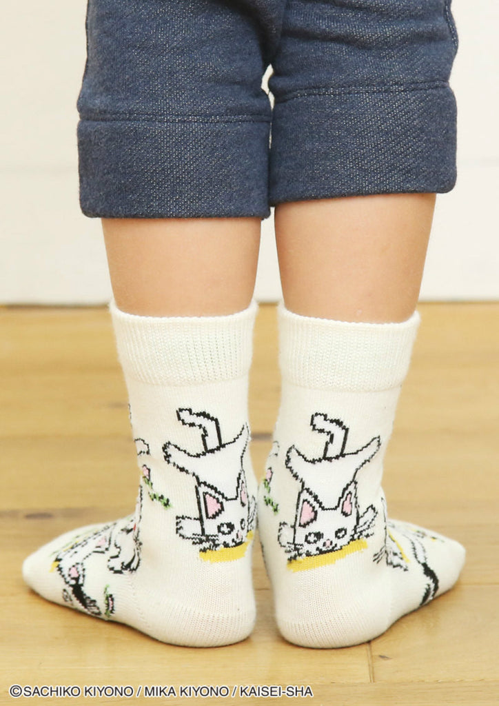 Nontan Pattern (NONTAN Long Socks)