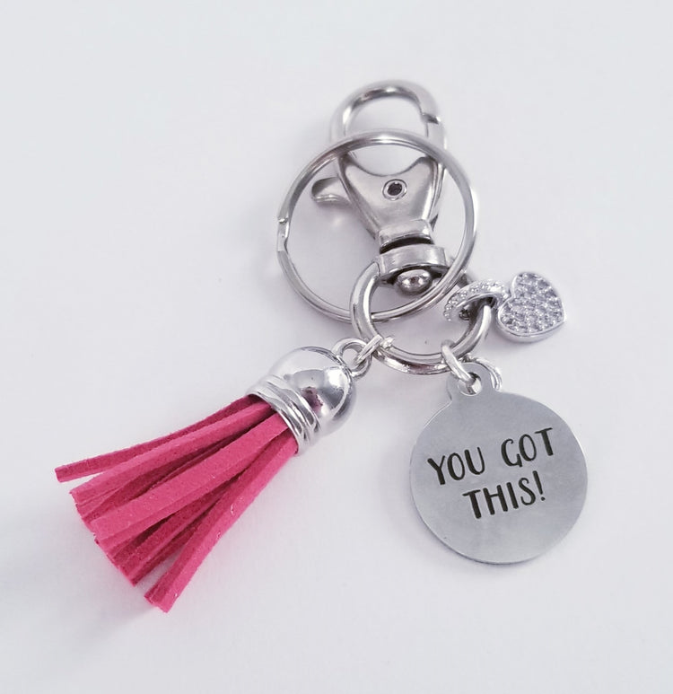 You Got This Keychain