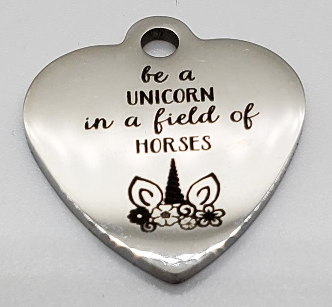 be a unicorn... Charm