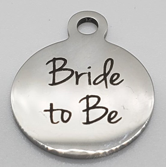 Bride to Be Charm