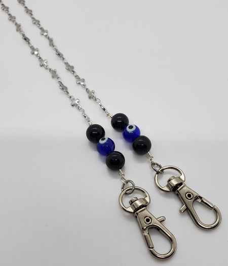 Evil Eye Facemask Chain