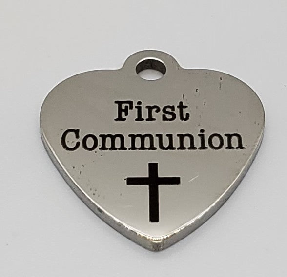 First Communion Charm