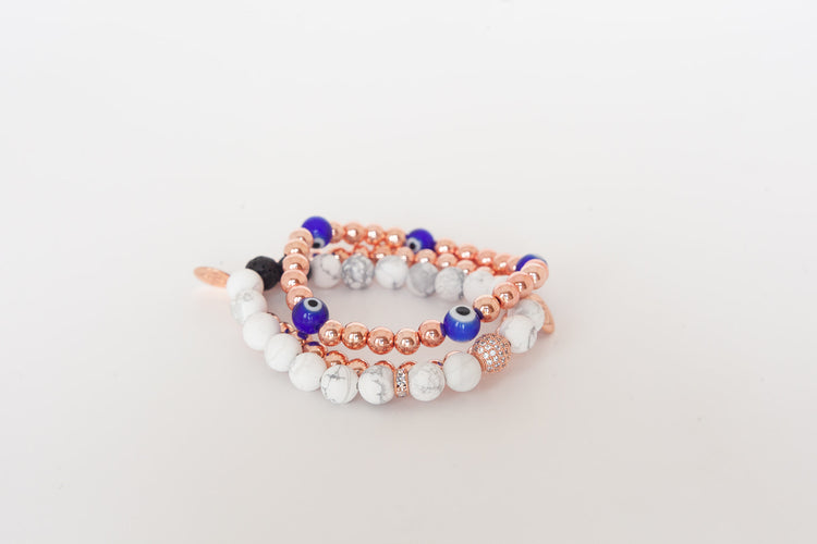 Evil Eye- Calming Stack 2